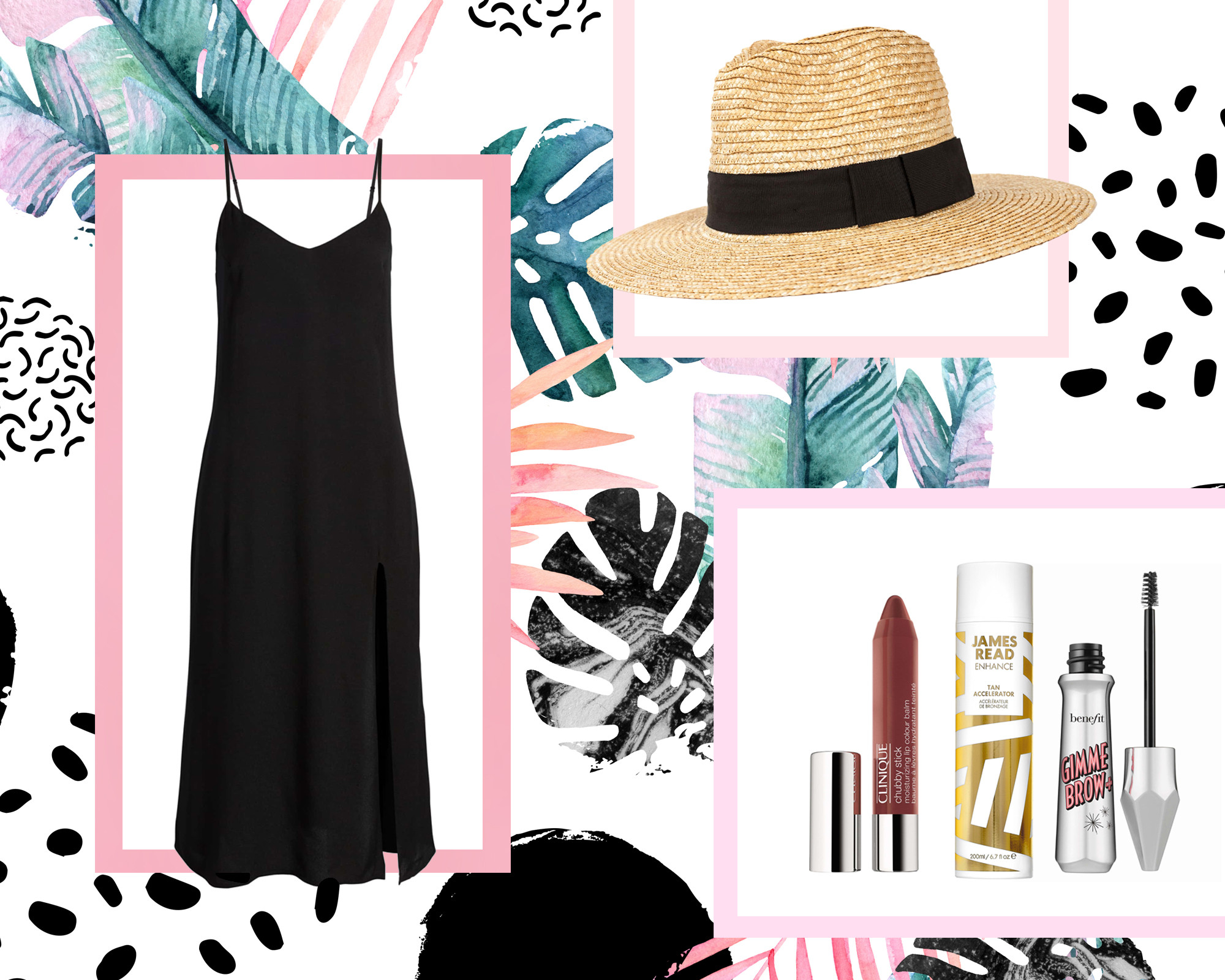 E-comm: Vacay-Ready Must Haves
